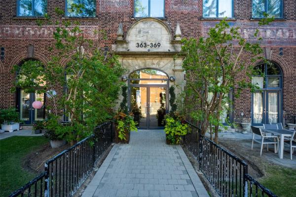 363 Sorauren Ave, Toronto