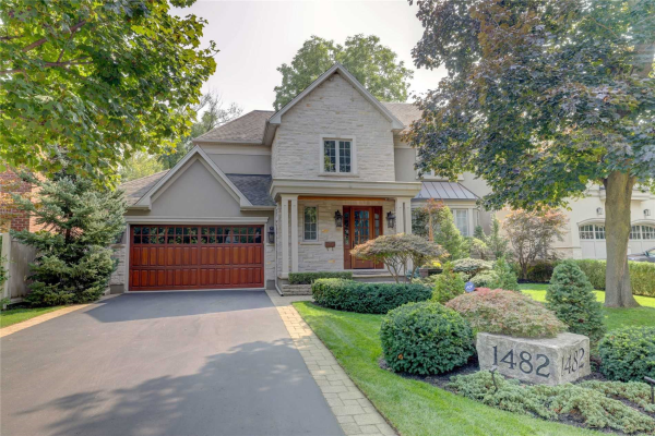 1482 Briarwood Cres, Oakville