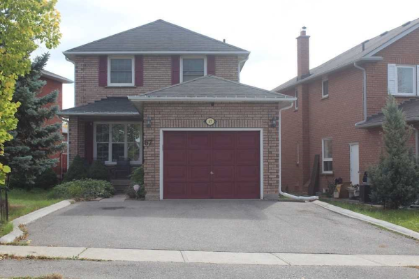 67 Michigan Ave, Brampton