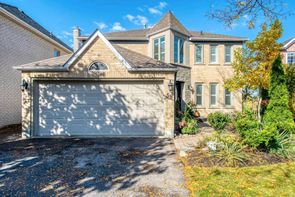 58 Pleasant Valley Pl, Brampton