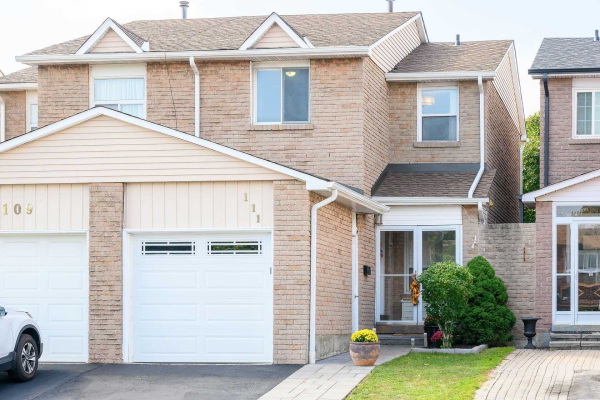 111 Chalfield Lane, Mississauga