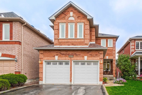 3762 Althorpe Circ, Mississauga