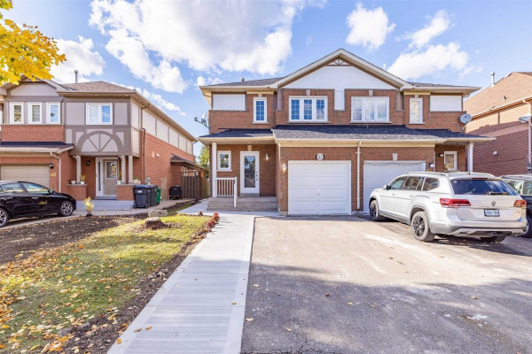 162 Rainforest Dr, Brampton