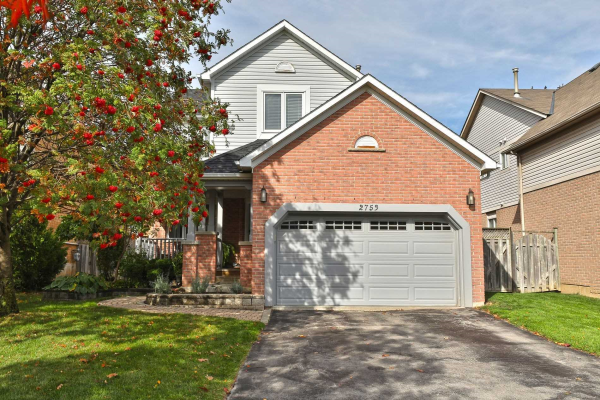 2759 Peacock Dr, Mississauga