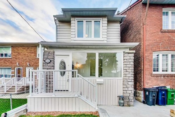 164 Morrison Ave, Toronto