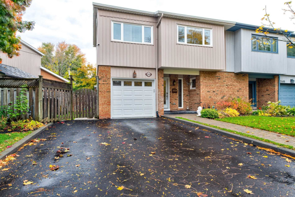 2460 Basswood Cres, Mississauga