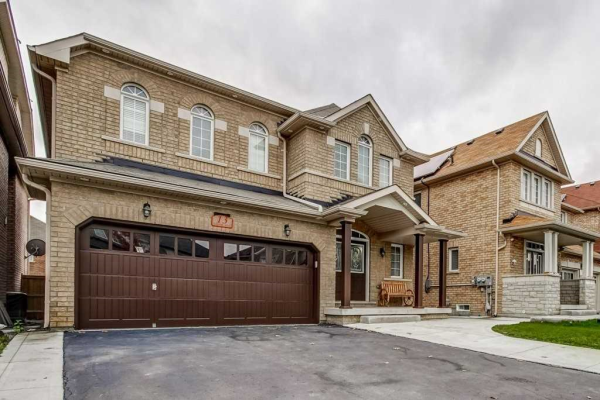 13 Vassor Way, Brampton