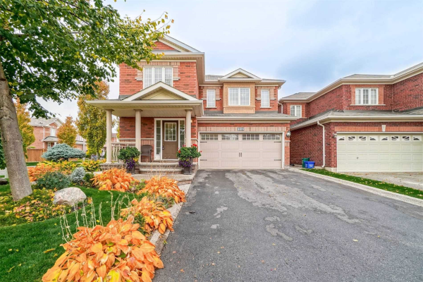 109 Williamson Dr, Brampton