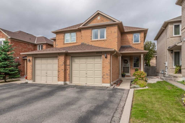 3353 Wild Cherry Lane, Mississauga