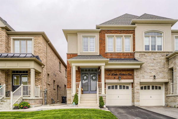 21 Little Britain Cres, Brampton