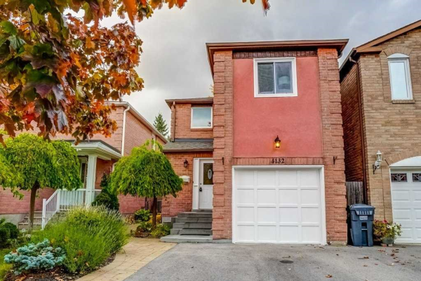 4132 Forest Fire Cres, Mississauga
