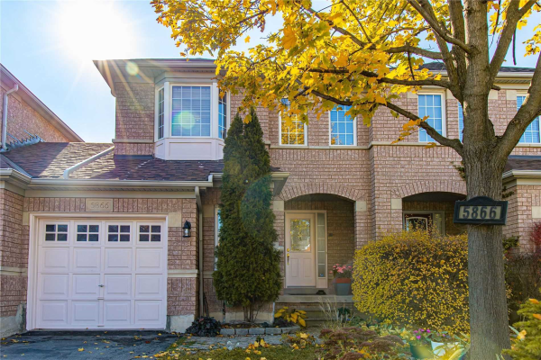 5866 Chalfont Cres, Mississauga