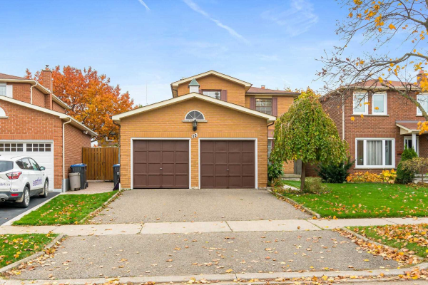 10 Willowcrest Crt, Brampton