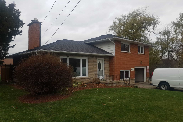 Undisclosed Address, Milton