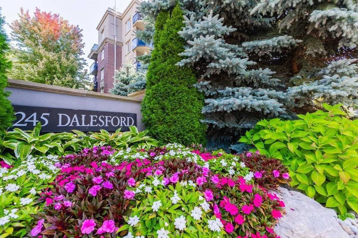 #202 - 245 Dalesford Rd, Toronto