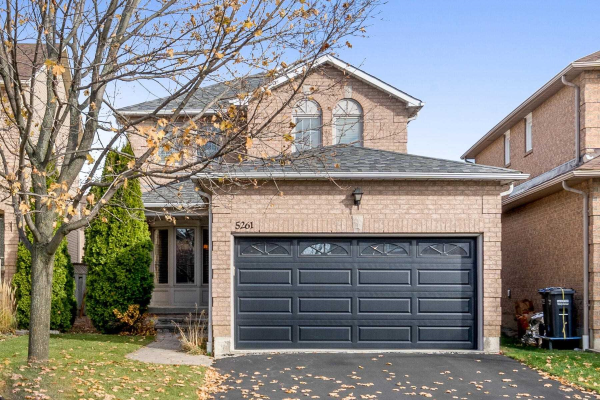 5261 River Forest Crt, Mississauga