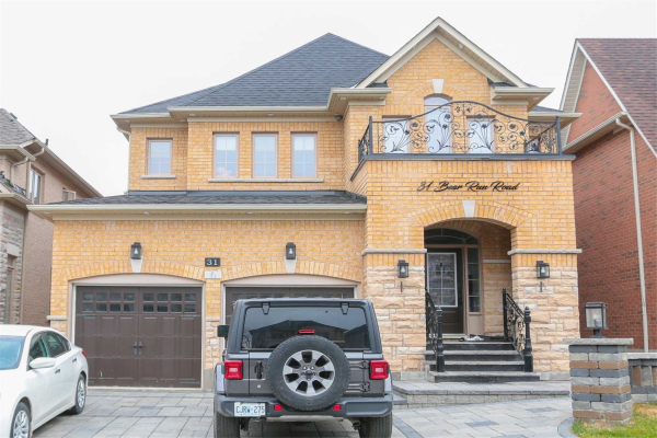 31 Bear Run Rd, Brampton