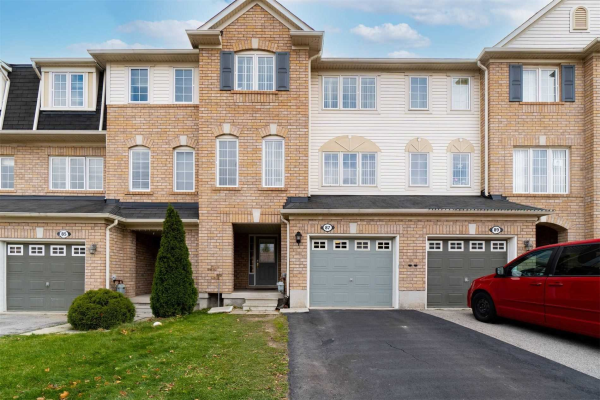 87 Decker Hollow Circ, Brampton