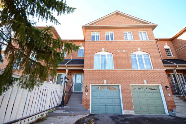57 Brickyard Way, Brampton