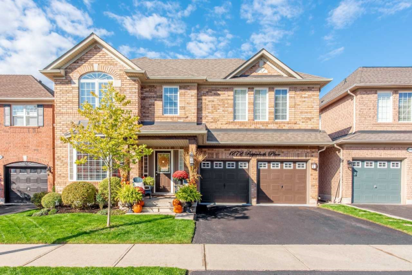 1272 Pepperbush Pl, Oakville
