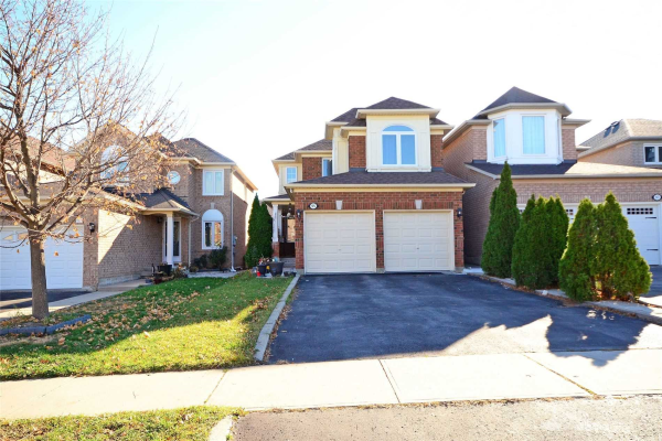 95 Narrow Valley Cres N, Brampton