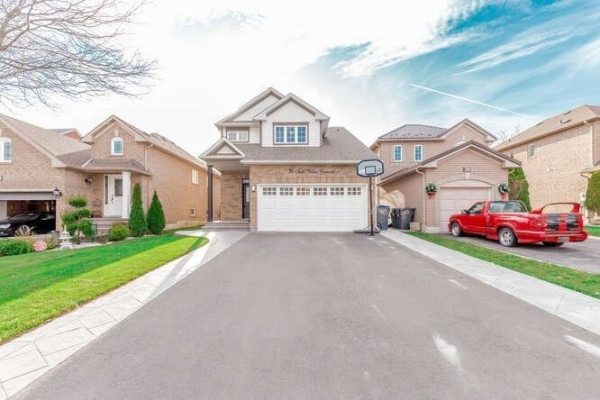 36 Twin Willow Cres, Brampton