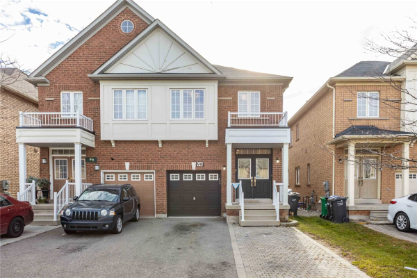 98 Kilrea Way, Brampton