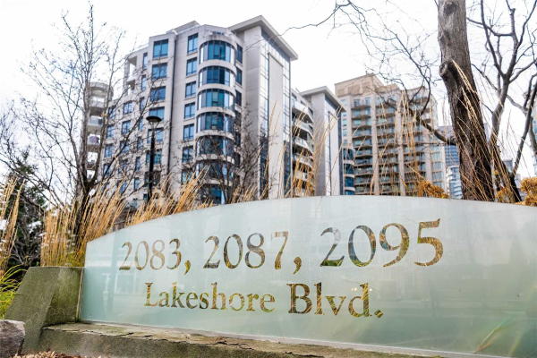 2087 Lake Shore Blvd W, Toronto