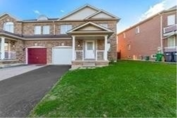 8 Topiary Lane, Brampton