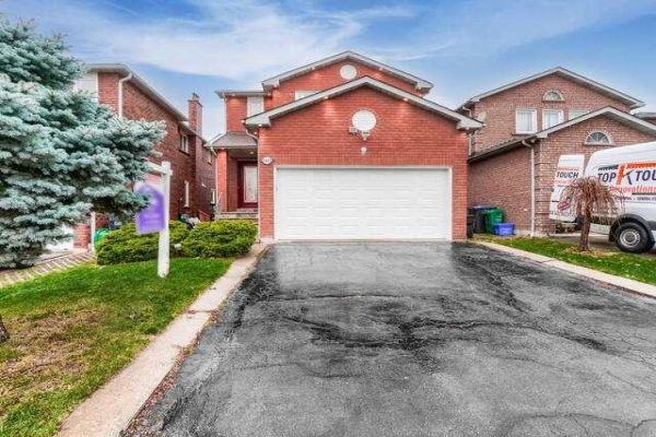 4667 Crosswinds Dr, Mississauga