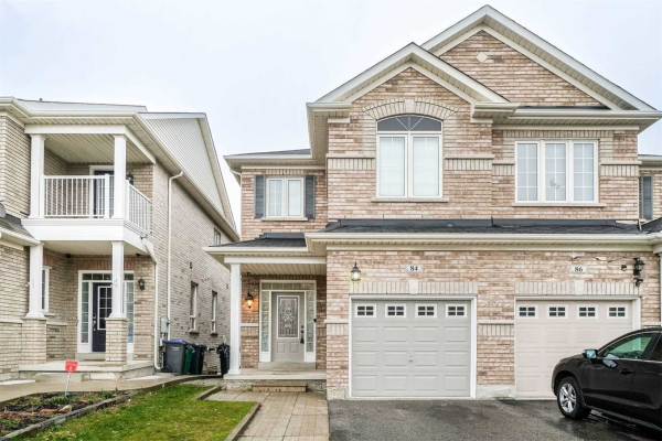 84 Calm Waters Cres, Brampton