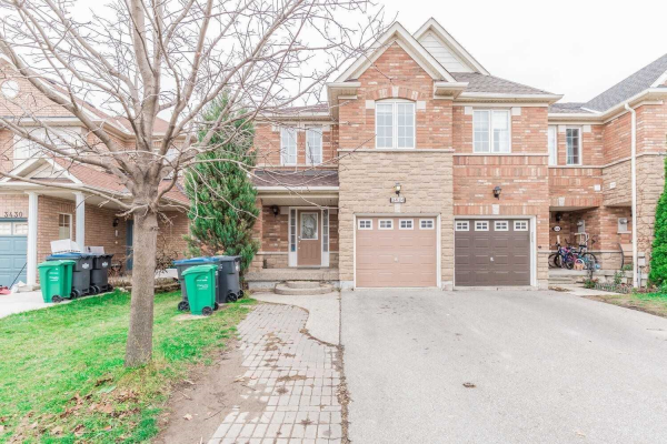 3434 Angel Pass Dr, Mississauga