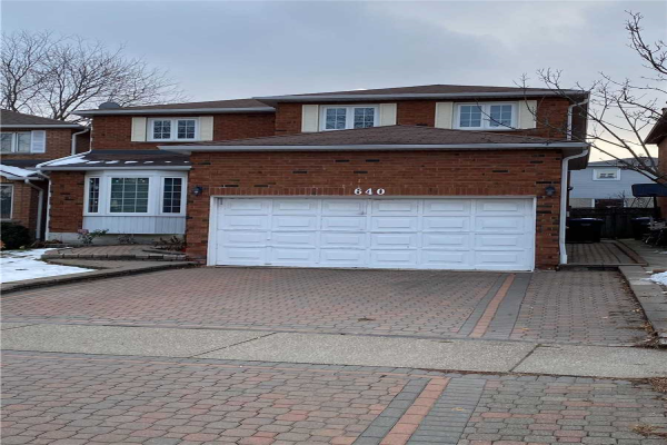 640 Farwell Cres, Mississauga