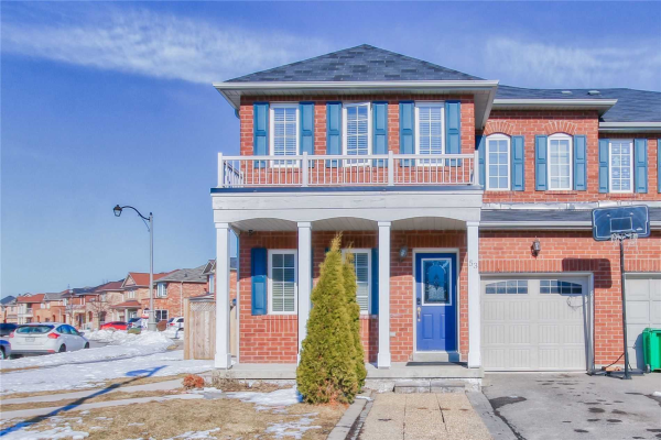 53 Commodore Dr, Brampton