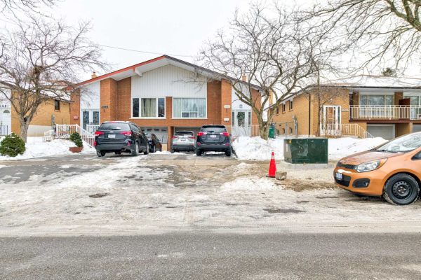 2662 Hortense(Basement) Rd, Mississauga