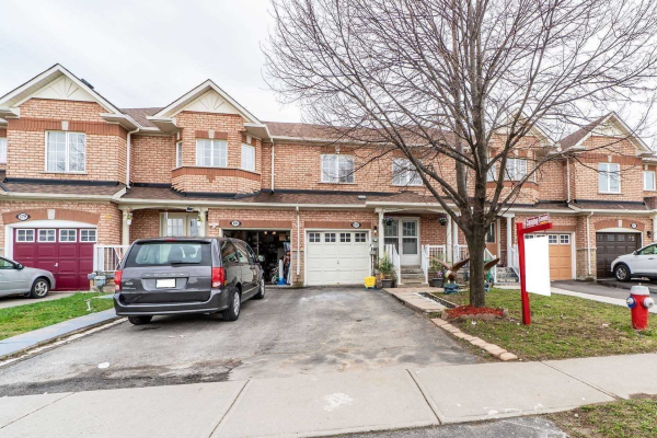 183 Checkerberry Cres, Brampton