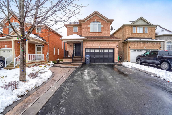 35 Gold Hill Rd, Brampton