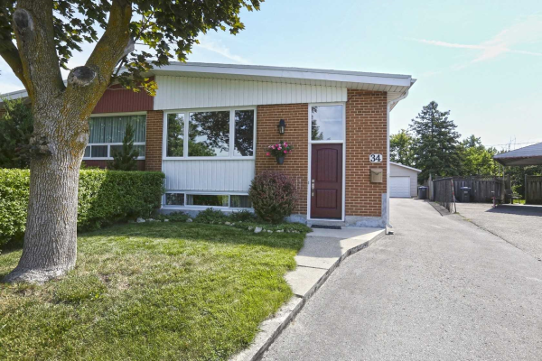 34 Langwith Crt, Brampton