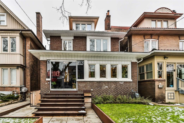 110 Grenadier Rd, Toronto
