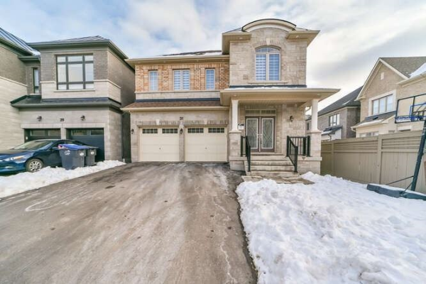 31 Lyle Way, Brampton