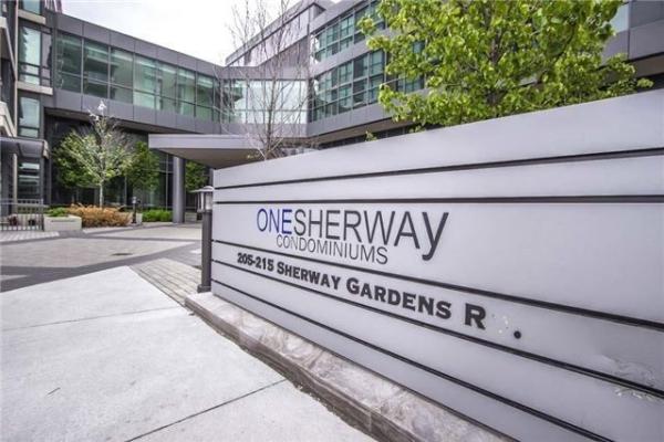 215 Sherway Gardens Rd, Toronto
