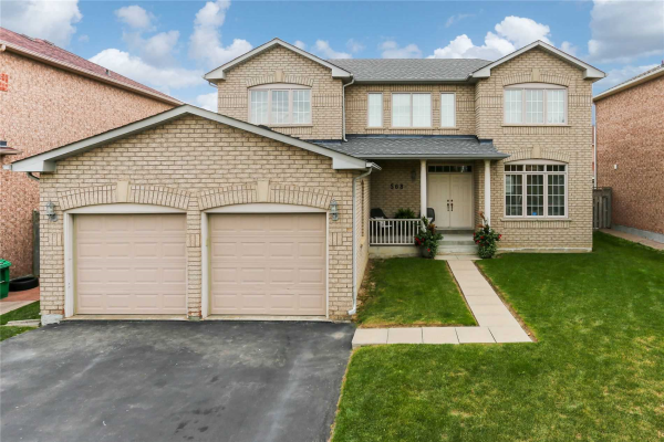 568 Feathergrass Cres, Mississauga