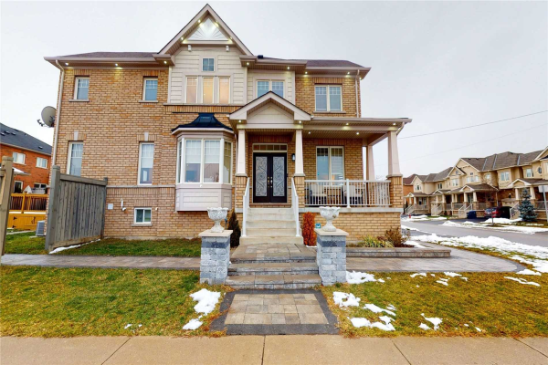 2 Merrickville Way, Brampton