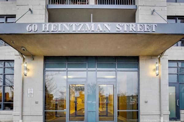 60 Heintzman St, Toronto