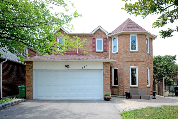 4482 Kingston Crt, Mississauga