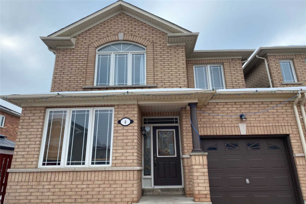4 Percy Gate, Brampton