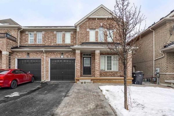 72 Country Ridge Crt, Brampton
