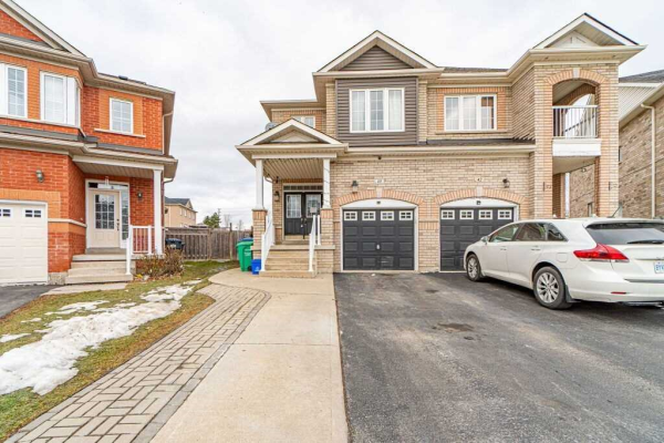 40 Calm Waters Cres, Brampton