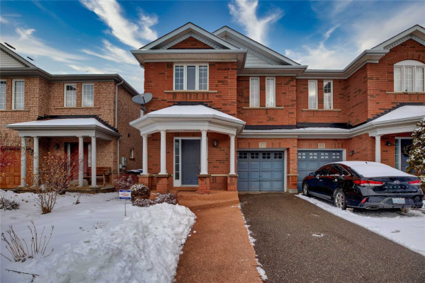 67 Trumpet Valley Blvd W, Brampton