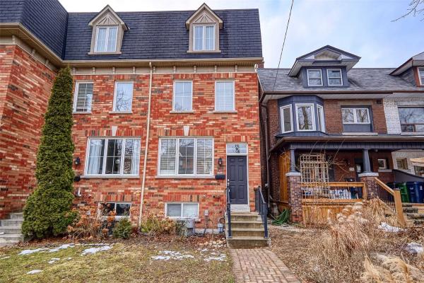 250 Westmoreland Ave, Toronto